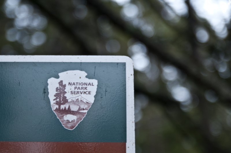 National-Park-Service-Sign