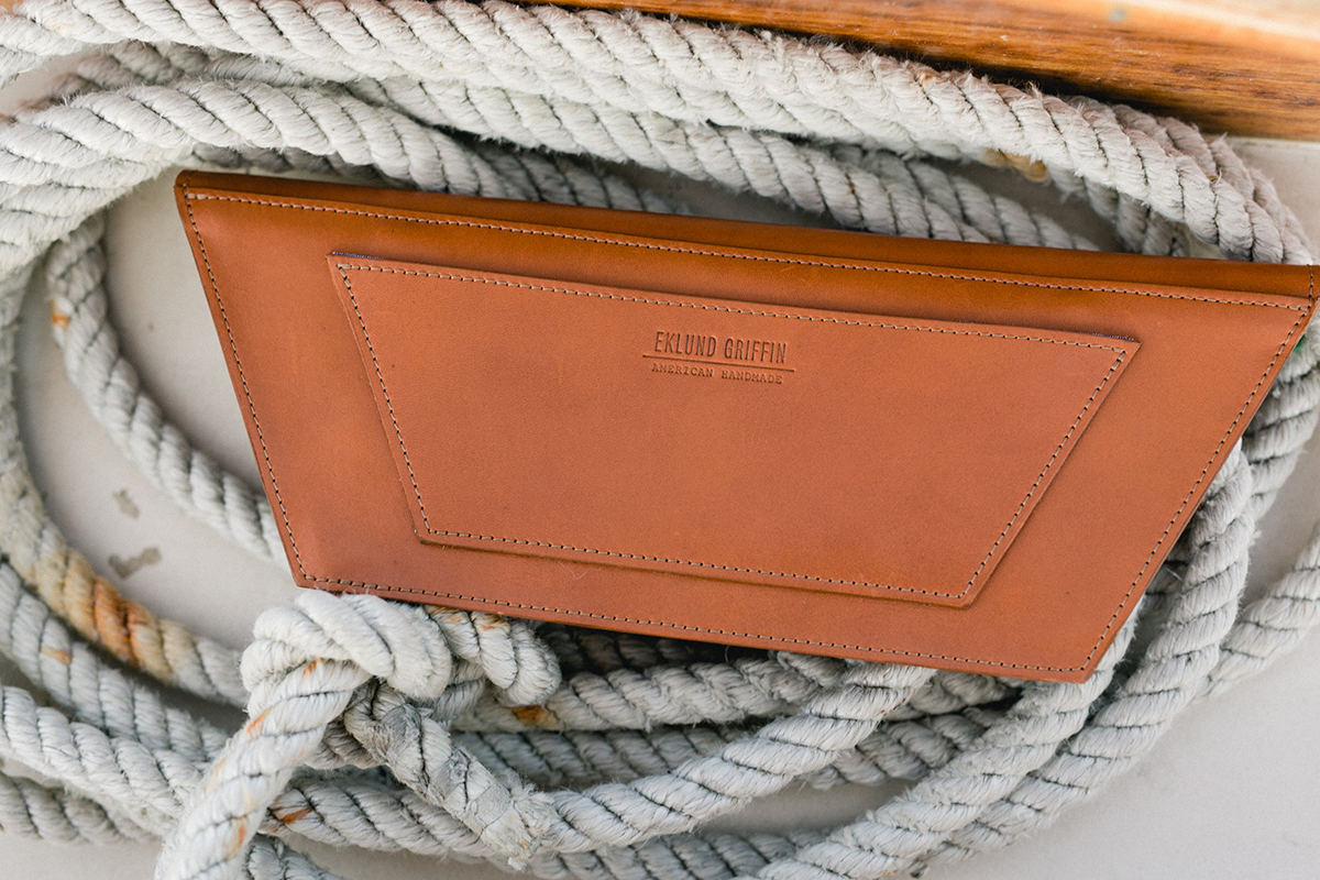 Dory Clutch on boat