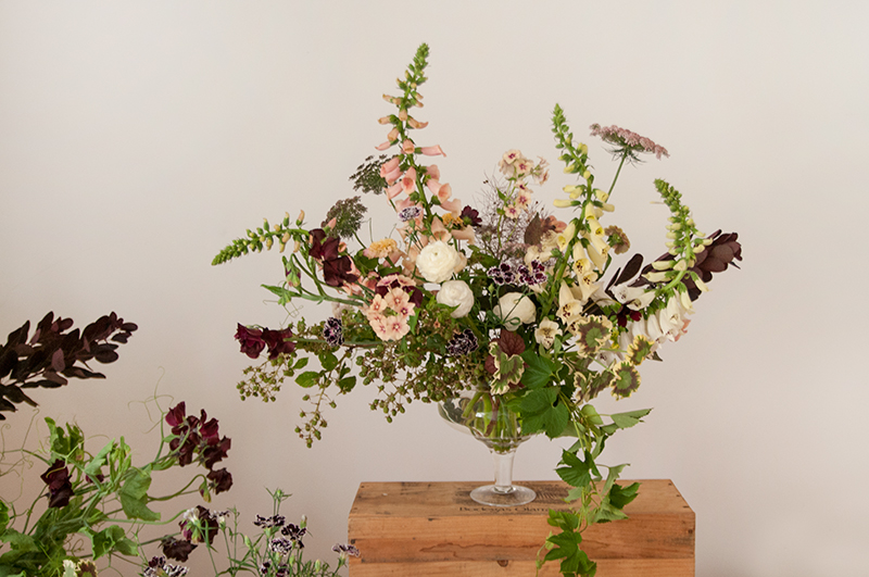 Field Floral Arrangement