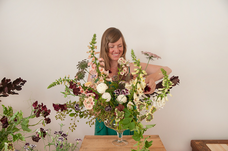 Interview with Megan from Field Floral
